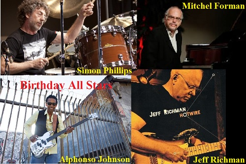 Birthday All Stars