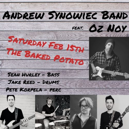 Andrew Synowiec Band