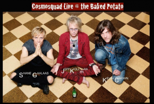 Cosmosquad