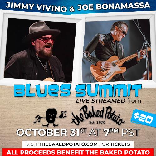 Vivino & Bonamassa Blues Summit
