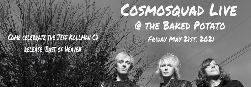 Cosmosquad - Friday, May 21, 2021