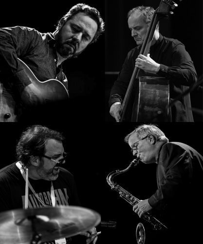 Los Angeles Jazz Quartet - Sunday, May 2, 2021