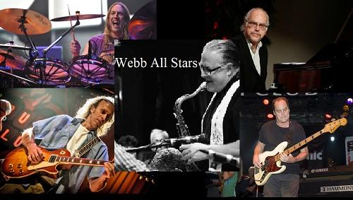 THE WEBB ALLSTARS - Tuesday, June 15, 2021