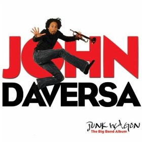 JOHN DAVERSA CONTEMPORARY BIG BAND - Saturday, September 4, 2021
