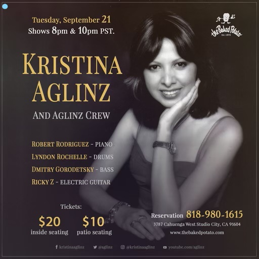 KRISTINA AGLINZ - Tuesday, September 21, 2021