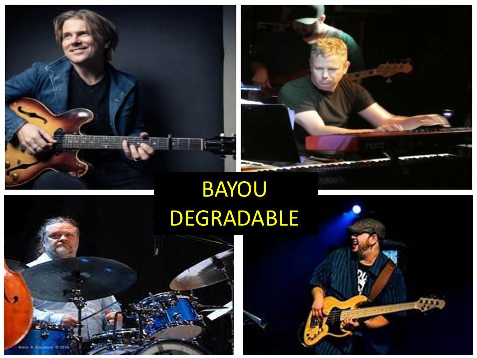 BAYOU DEGRADABLE - Wednesday, October 13, 2021