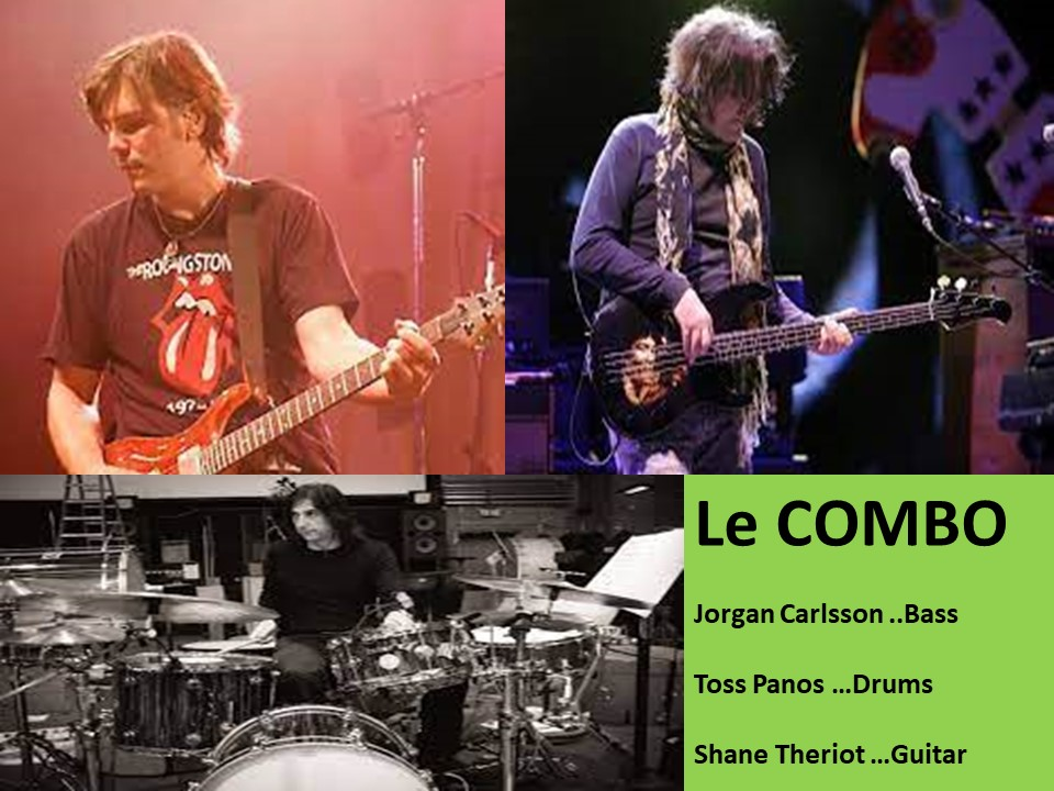Le COMBO & NOTHIN' PERSONAL - Thursday, October 7, 2021