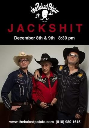 JACK SHIT - Wednesday, December 8, 2021
