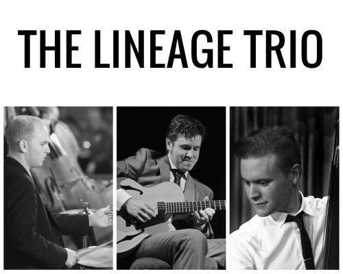 The Lineage Trio - Tuesday, November 23, 2021